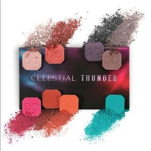 Dominique Cosmetics / Celestial Thunder Palette